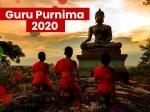 Guru Purnima 2020: Here's The Date, Muhurta And Significance Of This Day