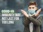 COVID-19 Immunity May Not Last For Over 3 Months, New Study Claims