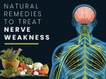 20 Home Remedies To Treat Nerve Weakness
