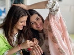 Kriti Sanon And Nupur Sanon's Rakhi Celebration In Similar Ethnic Outfits Will Melt Your Heart