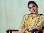 Samantha Akkineni Exudes Diva Vibes In Her Beautiful Yellow Ensemble And Embroidered Jacket
