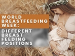 World Breastfeeding Week 2020: 5 Different Breastfeeding Positions For Mothers