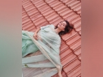 Zindagi Gulzar Hai Actress Sanam Saeed's Gorgeous Saree Is What Can Offer You Respite From The Heat
