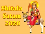 Shitala Satam 2020: Muhurat, Rituals And Significance Of This Festival