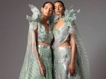 ICW 2020: Amit Aggarwal's Latest Collection Is About Soothing Underwater Hues
