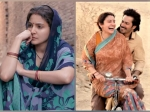 On 2 Years Of Sui Dhaaga, Anushka Sharma's De-Glam Looks In Printed Sarees That Stole Our Heart