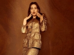 Nora Fatehi's Stunning Golden Dress And Funny Expressions Leaves Fans Smitten