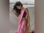 Mithila Palkar's Saree And Nose Ring Look Absolutely Wowed Us; Take A Look