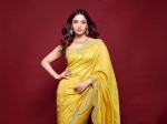 Tamannaah Bhatia's Yellow Saree And Minimal Jewellery Avatar Is The Festive Look Inspiration We Need