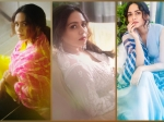 Amruta Khanvilkar's Ethnic Outfits And Silver Jewellery Combination Is Pretty Awesome; Take A Look