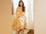 Aditi Rao Hydari's Latest Suit Look Is A Lesson In Traditional-perfection