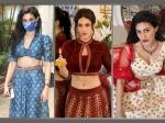 Navratri 2020: Amyra Dastur's Festive-Perfect Outfits Beckon Us To Dress Up Traditionally