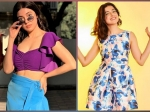 Teri Aankhon Mein: Divya Khosla Kumar's Blue Dress Or Crop Top-Skirt, Which One Did You Like More?