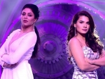 Bigg Boss 14 Wild Card Entrants Naina Singh And Kavita Kaushik Sizzle In Gown, Who Looked Better?