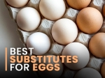 Ran Out Of Eggs? Use These Tasty Egg Substitutes
