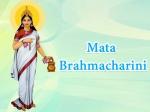 Navratri 2020 Day 2: Puja Vidhi, Legends, Significance And Mantras Of Mata Brahmacharini