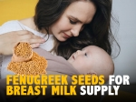 Does Fenugreek Seeds Help With Breast Milk Supply?