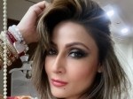 Urvashi Dholakia Masters Triple Winged Eyeliner Trend And Now It's Your Turn!