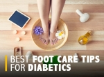 12 Safe And Effective Tips For Diabetic Foot Care
