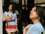 Besharam Bewaffa Promotions: Divya Khosla Kumar Gives Winter Fashion Goals In Her Super Cute Sweater Dress