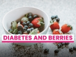 Are Berries Effective In Preventing And Managing Diabetes?