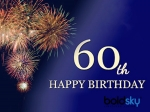 60th Birthday Wishes, Quotes And Messages To Share With Your Loved Ones