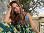 Malaika Arora Exudes Eco-Friendly Vibes In Her Nature-Inspired Printed Maxi Dress; Here's How Much It Costs!