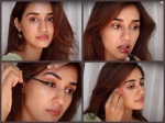 Disha Patani Shares Her Fresh Glowy Dewy Makeup Tutorial Video On YouTube And It's Quite Helpful!