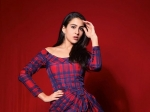 Sara Ali Khan's Latest Purple And Red Dress Is Ideal For Winter Parties