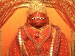 Here's Why Lord Hanuman Is Worshipped By Offering Sindoor