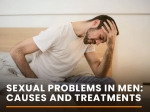 Sexual Problems In Men: Causes And Treatments