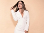 Hina Khan's Sophisticated And Classy White Dress Makes Perfect Number For Office Parties