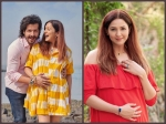 Mommy-To-Be Neeti Mohan's Maternity Closet Is All About Comfy And Stylish Dresses