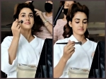 Disha Patani Turns Makeup Artist For Herself For A Brand Shoot And The Result Is Absolutely Amazing!