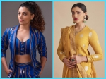 The Wild Dog Actress Saiyami Kher Flaunts Two Stunning Outfits; Which One Will You Pick?