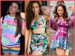 Just Like Nushrat Bharucha, Kriti Kharbanda And Rakhi Sawant, Add Colourful Prints To Your Summer Closet
