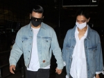 Deepika Padukone And Ranveer Singh Turn Stylish Fashion Inspiration For Couples As They Match From Head-To-Toe