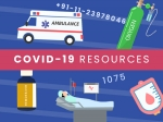 COVID-19 Resources: Know About Availability Of Oxygen, Plasma, Remdesivir, Beds And Many Others