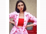 Ajeeb Daastaans Promotions: Aditi Rao Hydari Heart-Pattern Co-ord Set And Hairstyle Are Pure Goals