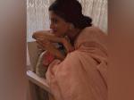 Ajeeb Daastaans Promotions: Konkona Sensharma Beckons Us To Drape An Earthy Tone Saree And Stay At Home