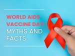 World AIDS Vaccine Day 2021: HIV Vaccine Myths And Facts