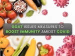COVID-19: Govt Issues '9 General Measures' To Boost COVID Immunity; Includes Dark Chocolate, Eggs, Oats Etc.