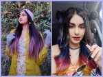 On Adah Sharma's Birthday, Her 4 Awesome Bright Hair Colour Picks You Could Easily Flaunt