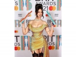 The Brit Awards 2021: Dua Lipa Makes A Retro Splash With Her Yellow Dress And Puffed Hairdo; Wins Big!