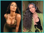 Kim Kardashian's Dramatic And Glam Makeup Looks Are Sure To Drive Away Your Monday Blues