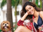 Ananya Panday And Her Dog Flash Give Twinning Moment In Red As They Pose For Dabboo Ratnani's 2021 Calendar
