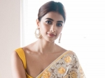 Pooja Hegde Looks Like A Dream In Her Elegant Flower-Patterned Saree; Pictures Inside!