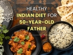 Father's Day 2021: Healthy Indian Diet For Your Father Over 50