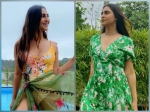 Krystle D'Souza Exudes Fresh Vibes In Two Stunning Under Rs. 2500 Outfits; Which One Will You Pick?