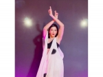 Gauahar Khan Beckons Us To Invest In Polka-Dots Attire With Her Modern Unique Saree; Find Out The Price
